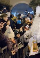 Festival Bonheurs d'Hiver - Arrivée du Père Noël