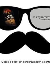 Soirée Moustache & Lunettes