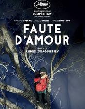Cinéma : Faute D'Amour