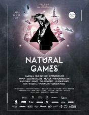 ANNULÉ - Festival Natural Games (NG) 2020