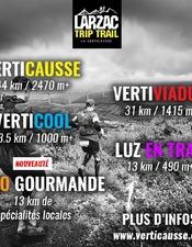 La Verticausse - Larzac Trip Trail - Trail et rando gourmande (nouveauté 2021) - ANNULÉE