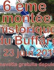 Montée historique du Buffarel