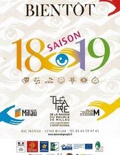 Saison 2018-2019 du Théâtre de la Maison du Peuple