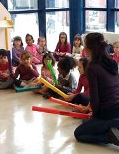 Tous en Scène - Spectacle de fin d'année ateliers enfants et ados de la MJC
