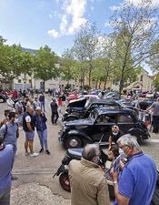 Rassemblement de voitures anciennes ( SAVA) (ANNULÉ LE 4 AVRIL )