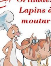 """Repas """"Lapins à la moutarde"""""""