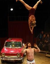 """Spectacle de cirque """" Pour le meilleur et pour le pire """""""