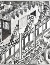 Exposition Paysages Urbains de Olivier Daunat