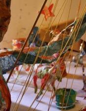 Les ateliers créatifs des artisans de l'Effet des mains