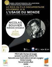 Film sur Nicolas Bouvier, 2 novembre à 15h à la MESA