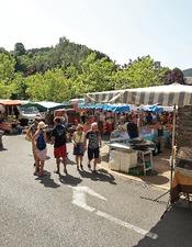 Marché de Meyrueis