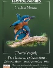 Exposition photos  Couleur Nature (Galerie le Salon)