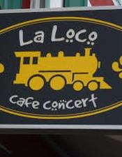 Concert D'Homs et les Collègues - La Loco