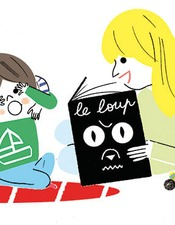 Goûter-lecture