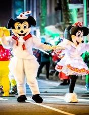 Festival Bonheurs d'Hiver -  Parade Féérique de Noël surprise 2020
