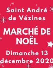 Marché de Noêl de Vézines