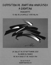 Exposition de Jonathan Handzisch