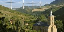 Viaduc, Gastronomie et Village troglodyte - Millau