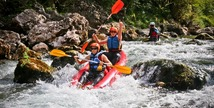 Roc et Canyon - Raft / Hotdog (mini-raft) - Millau