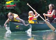 Evolution 2 - Canoe - Creissels