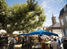 Marché hebdomadaire - Millau