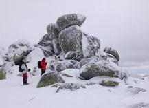 Randonnées Millau - Raquettes à neige - Millau