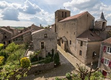 Fort cistercien de St-Jean d'Alcas - Saint-Jean-et-Saint-Paul