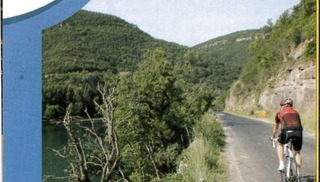 "Cyclo n°9 : ""Les Raspes"" Basse vallée du Tarn - 108.6km - 1944m+ - Millau"