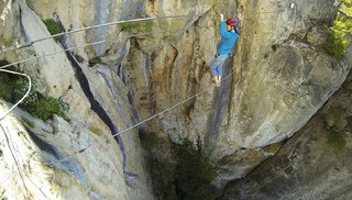 Esprit Nature - Via Ferrata - Aguessac
