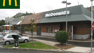 Mc Donald's - Millau