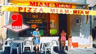 A La Pizza Miam Miam - Millau