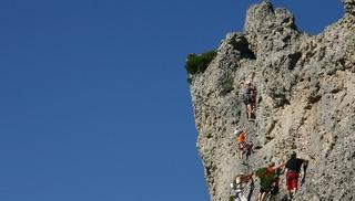Parc de Loisirs de Montpellier-Le-Vieux - Parcours Acrobatique en hauteur / Acro Roc - Millau