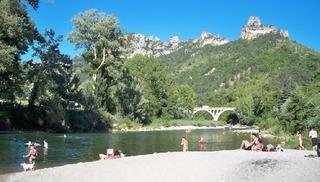 Camping Brudy - Brudy Plage - Peyreleau