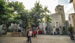 Commanderie Templière et Hospitalière de Ste-Eulalie de Cernon - Sainte-Eulalie-de-Cernon