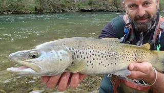 Pêche Aveyron Emotion - Millau