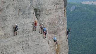 Maison des moniteurs sportifs des Gorges du Tarn et de la Jonte - Via Ferrata - Le Rozier