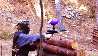 Roc et Canyon - Paintball / Swap Archery - Millau
