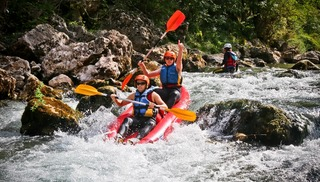 Roc et Canyon - Raft / Hotdog (mini-raft) - Millau