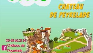 Chasse aux oeufs au château de Peyrelade ! ANNULÉE - Rivière-sur-Tarn