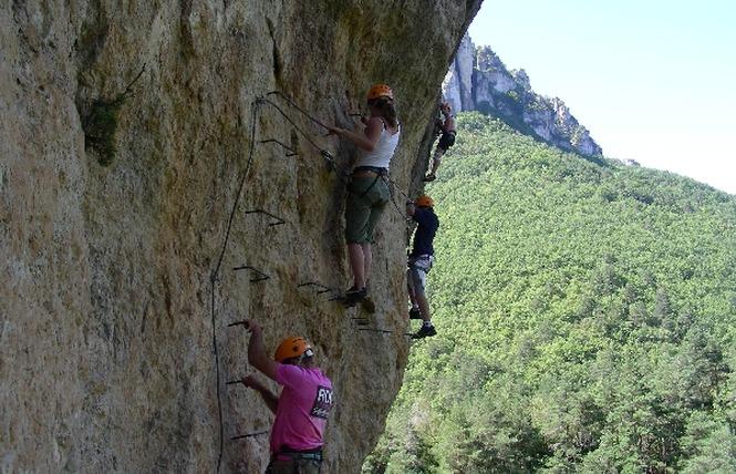 Roc et Canyon 3 - Millau
