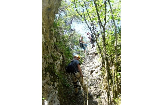 Horizon - Millau canyon sec 1 - Millau