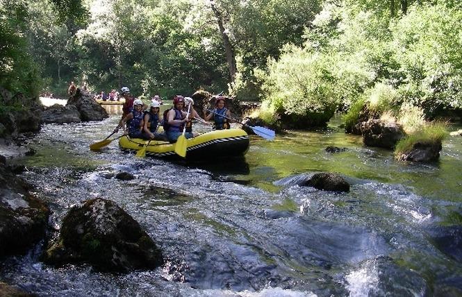 Roc et Canyon - Raft / Hotdog (mini-raft) 5 - Millau