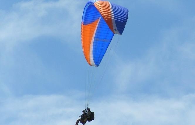 Air Magic Parapente 5 - Millau