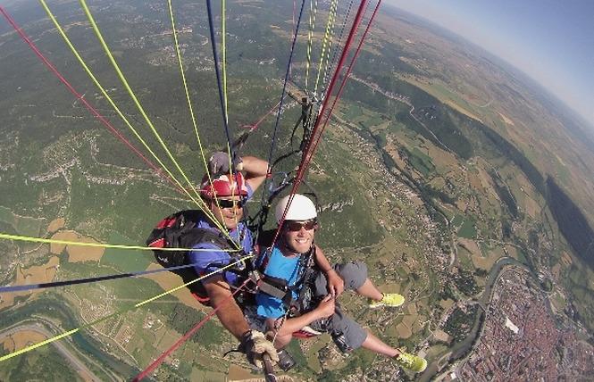 Air Magic Parapente 1 - Millau