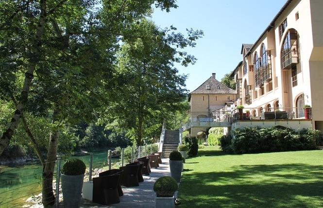 Hôtel de la Muse et du Rozier 1 - Mostuéjouls