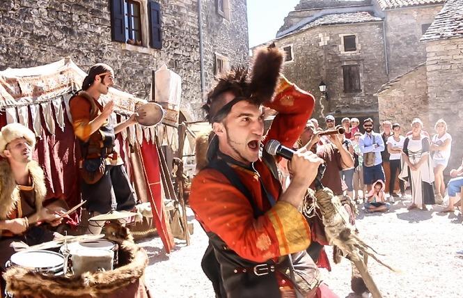 Les Mascarades Médiévales 3 - La Couvertoirade