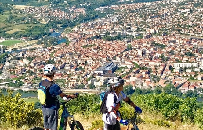 Duverbike - Bikepark 3 - Millau