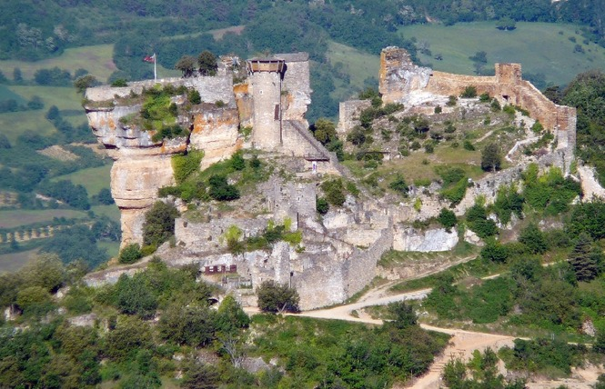 Château de Peyrelade 5 - Rivière-sur-Tarn