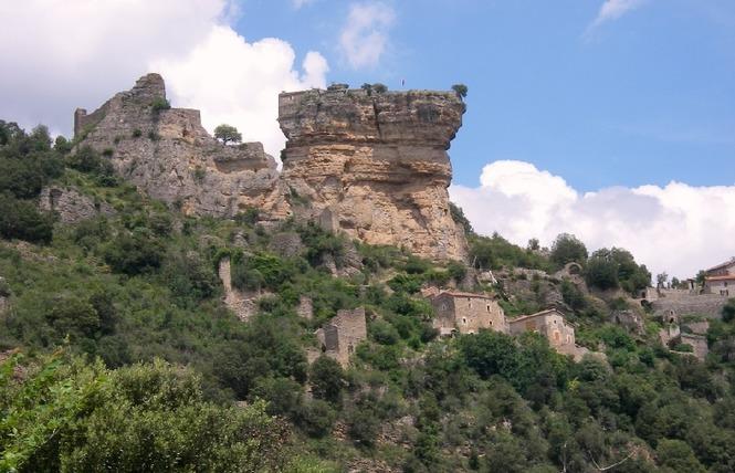 Château de Peyrelade 8 - Rivière-sur-Tarn