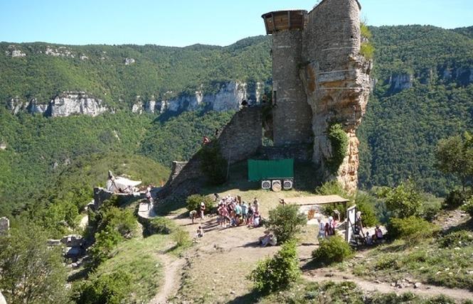 Château de Peyrelade 7 - Rivière-sur-Tarn